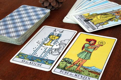 Tarotkurs - Kartenlegen Kurs 2