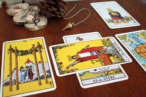Tarotkurs - Kartenlegen Kurs 3