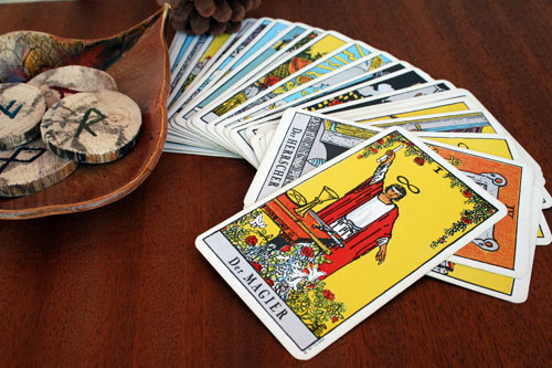 Tarotkurs - Kartenlegen Kurs 1
